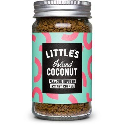 Little's instantní káva Island coconut   Rozvoz květin Plzeň