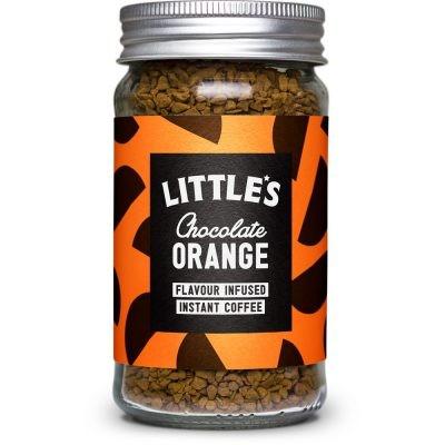 Little's instantní káva Chocolate orange   Rozvoz květin Plzeň